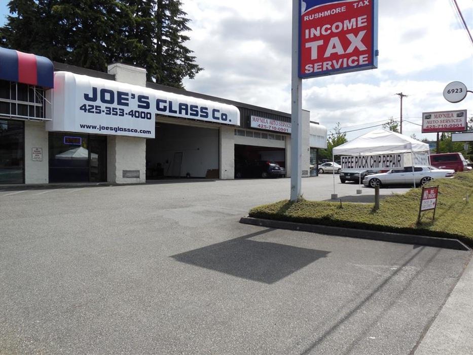Joe's Glass Co