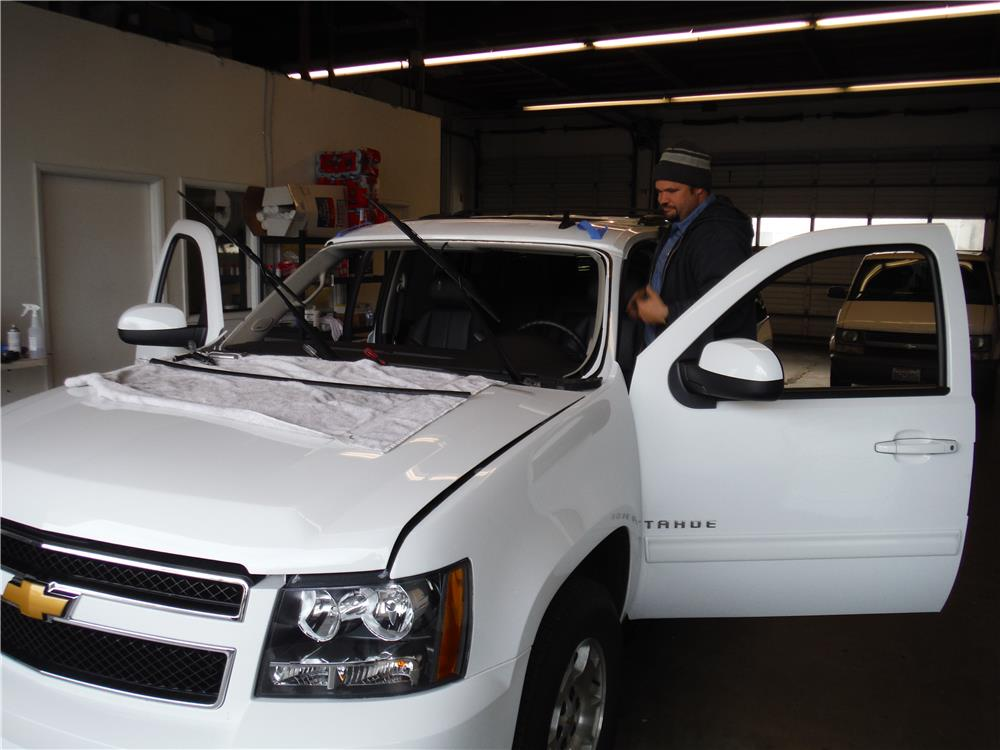 Auto Glass Chip Repair & Windshield Replacement in Bellevue, WA