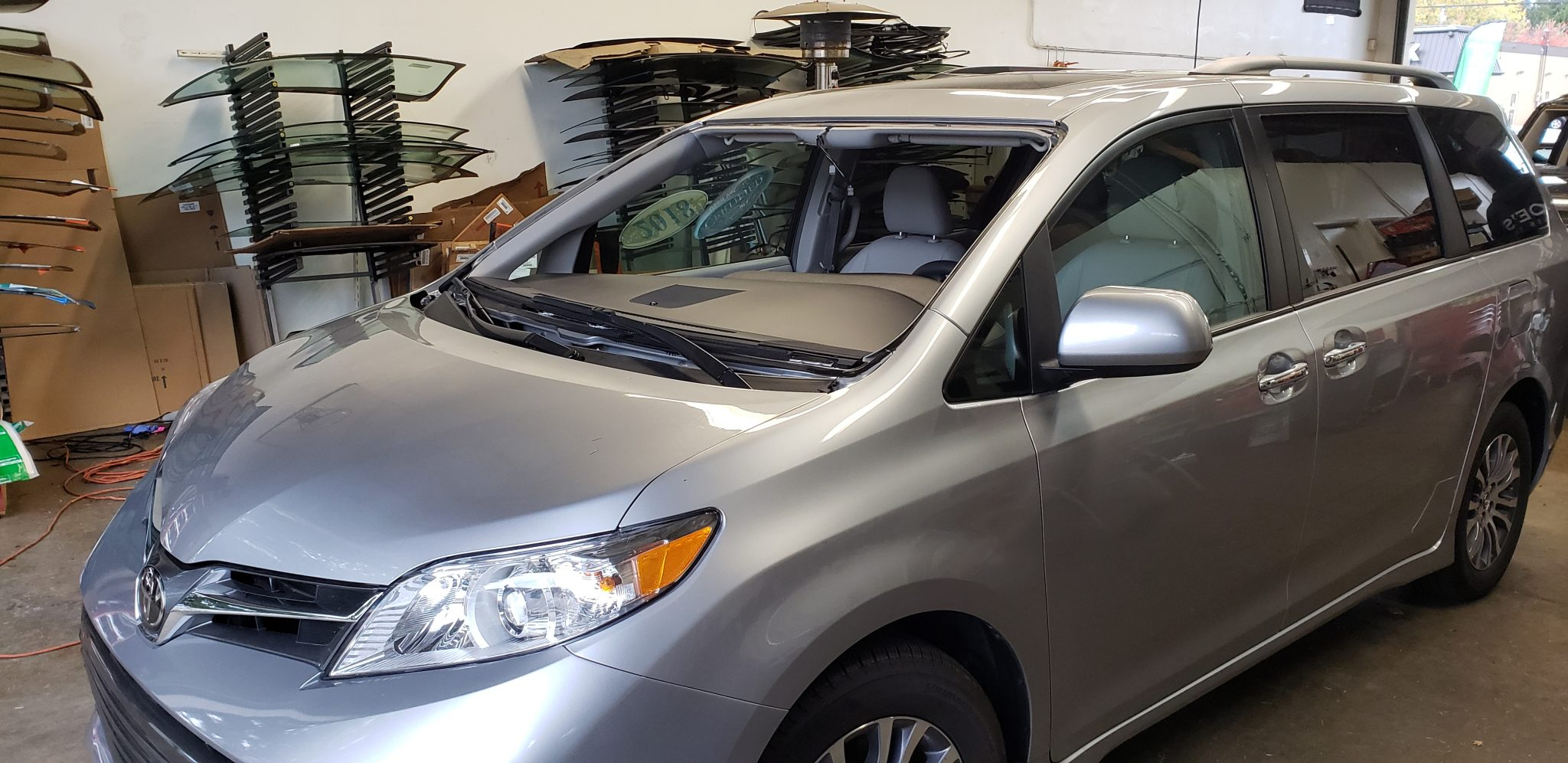 Windshield Installation & Repair Service in Seattle