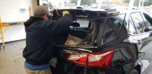 Auto Back Glass Replacement in Edmonds