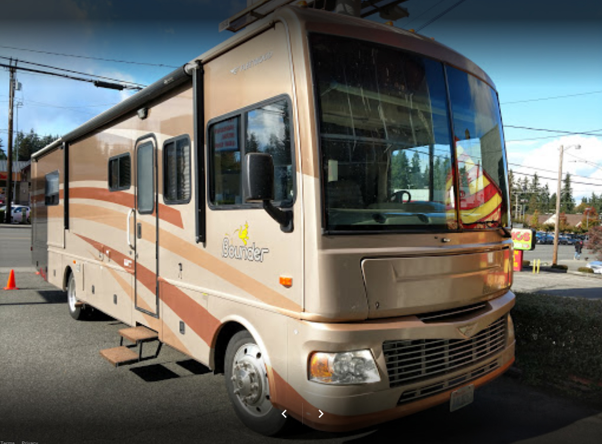 Dependable RV Windshield Glass Replacement in Granite Falls